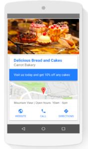 Google AdWords News Standorterweiterungen an Displayanzeigen